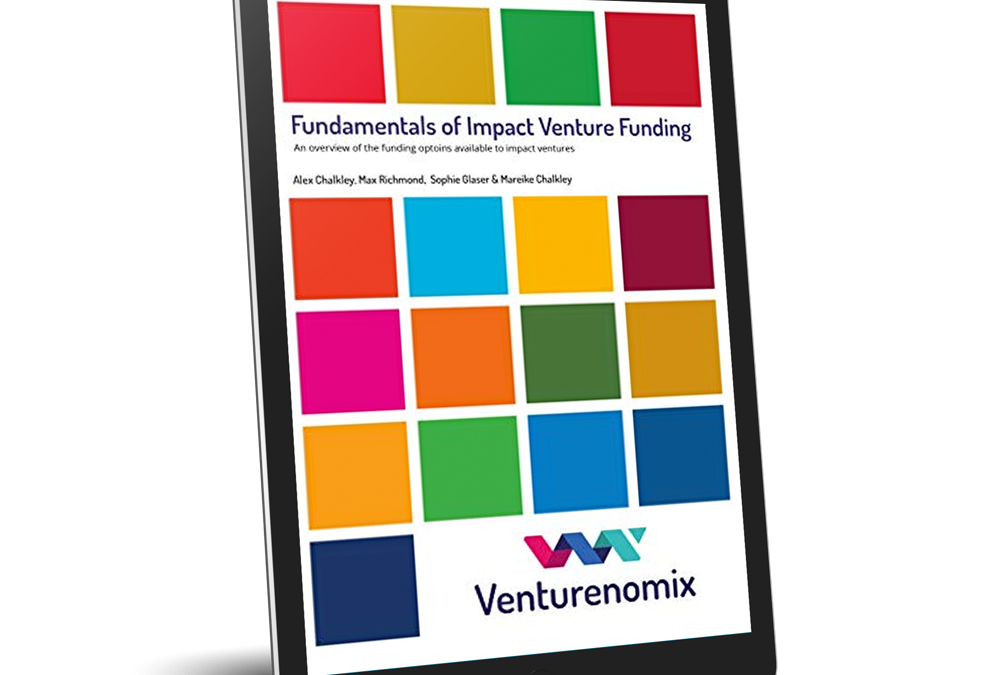 Fundamentals of Funding Impact Ventures